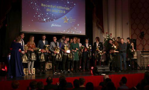 Federația Română de Atletism și-a premiat laureații anului 2018