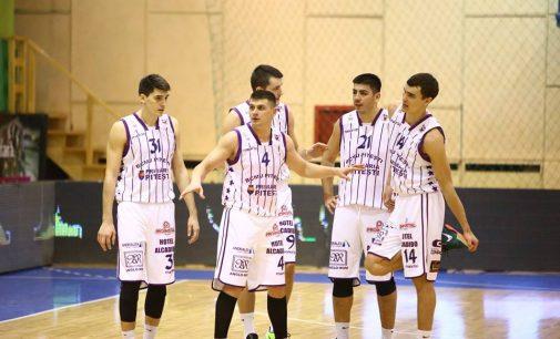 CSU Pitești s-a înscris în Cupa României la baschet 3×3