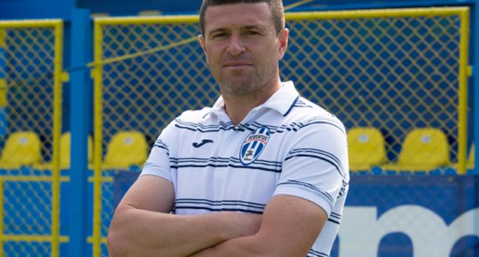 Daniel Oprița a preluat banca tehnică a Mioveniului