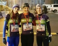 Denisa Dragomir a câștigat Semimaratonul Gerar 2019