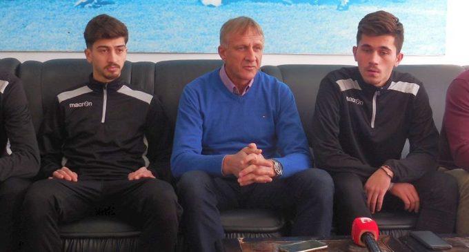 FC Argeș și-a reluat pregătirea