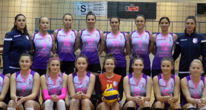 FC Argeș – SCMU Craiova, sâmbătă, de la ora 13, în divizia A2 Vest la volei feminin