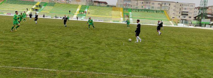 CS Mioveni a început seria jocurilor amicale din această iarnă