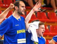 Gheorghe, Paliciuc și Orbeanu au fost convocați la naționala de baschet a României