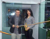 Campionul național la culturism Daniel Racoveanu a deschis o modernă sală de fitness