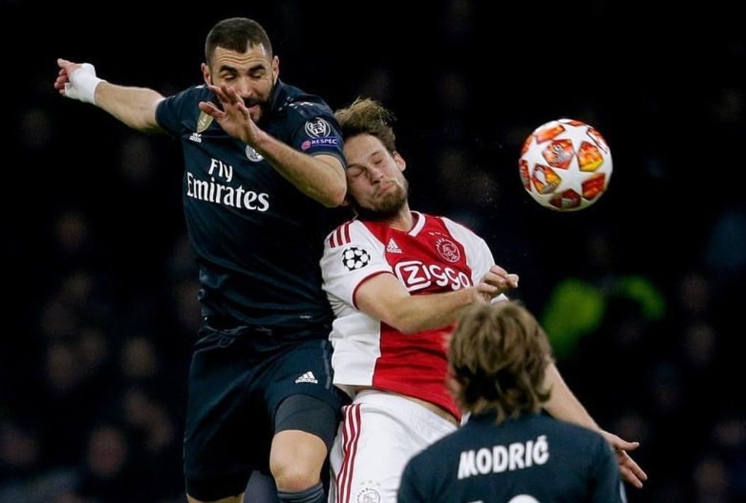 Ajax pierde acasă cu Real în Liga Campionilor (1-2) și păstrează șanse teoretice de calificare