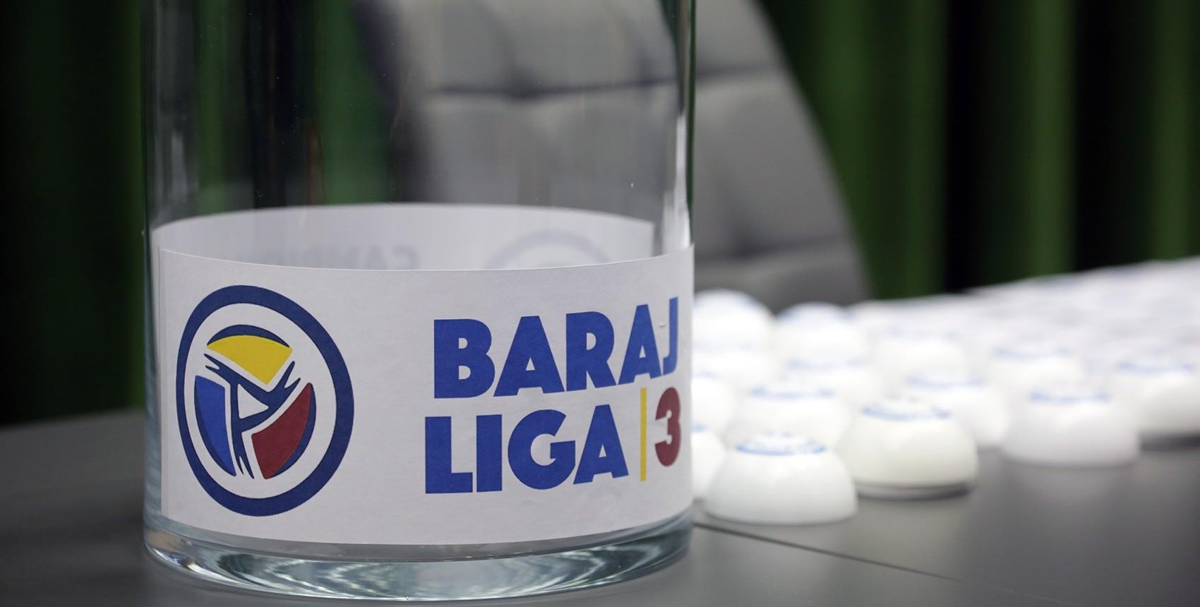 Argeș – Vâlcea, la barajul de promovare în Liga 3