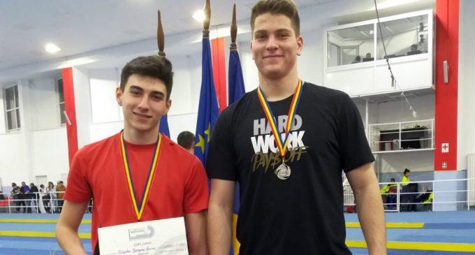 Atletism   Două medalii de argint pentru CSM Pitești în prima zi a naționalelor de juniori