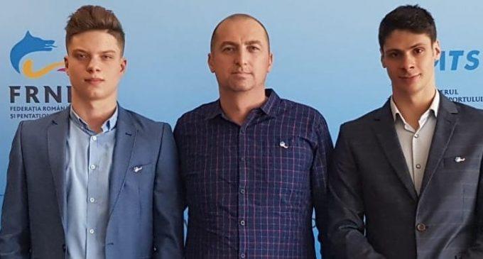 Haiducu si Popazov, premiați pentru rezultatele din 2018