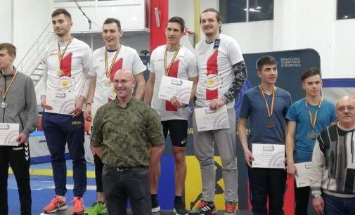 CSM Pitești, 4 medalii cucerite la CN de sală de la București