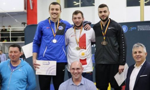Patru medalii pentru CSU Pitești în prima zi a Campionatului național de atletism în sală de la București