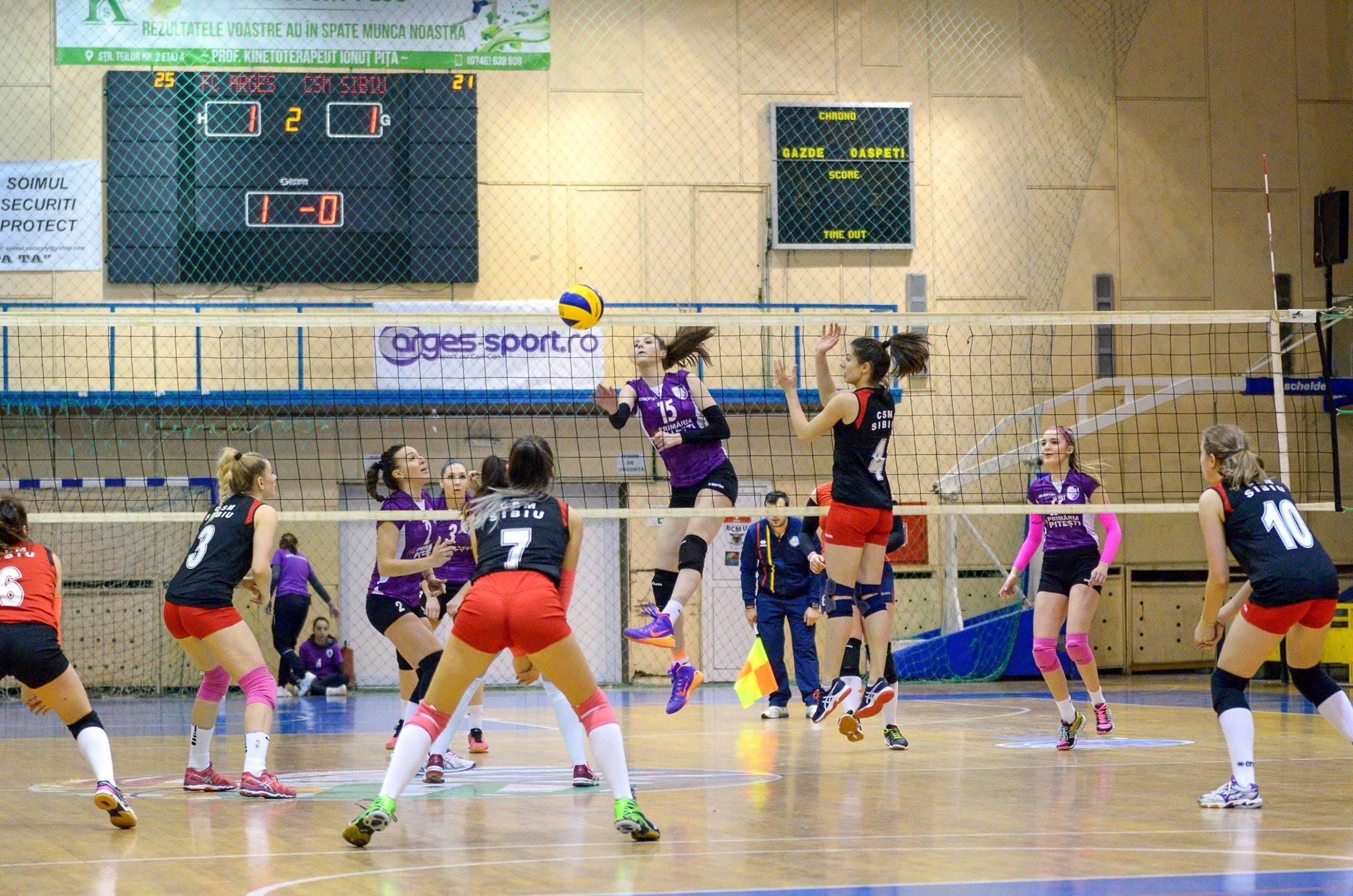CSU Pitești și FC Argeș, live video pe Arges-Sport.ro