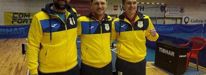 Mioveniul a obținut victorii pe linie în returul Superligii naționale la tenis de masă