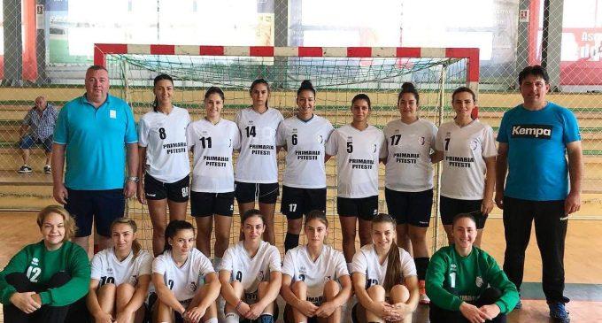 FC Argeș a picat cu liderul Ligii Florilor în optimile Cupei la handbal feminin