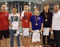 Aur la ștafetă pentru CSM Pitești, în ultima zi a Naționalelor de natație