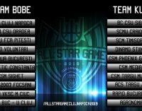 Au fost aleși căpitanii celor două echipe pentru All Star Game