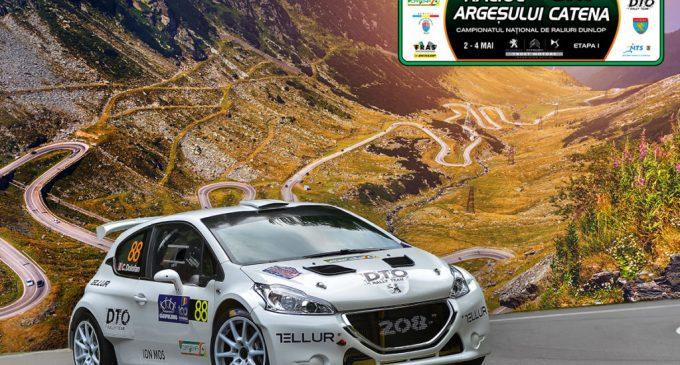 Raliul Argeșului revine ca etapă în campionatul național Dunlop 2019