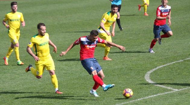 Mioveni și Chindia deschid runda cu numărul 25 din Liga 2