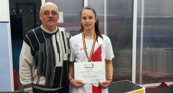 CSM Pitești, două clasări pe podium la CN de atletism pentru copii 1