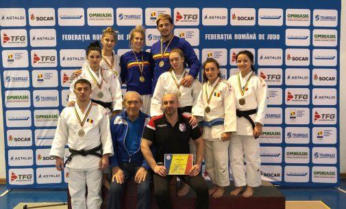 Sportivii de la CSM Pitești și FC Argeș s-au evidențiat la naționalul de judo U23