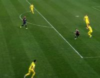 Liga 2 | CS Mioveni – Chindia Târgoviște 1-4, în prima partidă din runda cu numărul 25