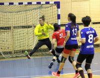 Dacia Mioveni – LPS Târgu Jiu 41-13, în divizia A la handbal feminin