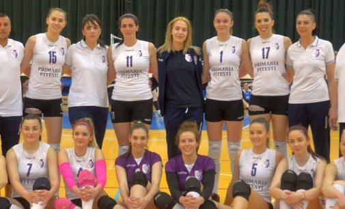 FC Arges revine in divizia A1 la volei feminin