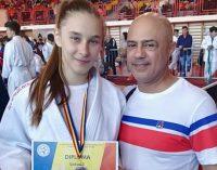 Alexandra Pârvu( CS Mioveni), bronz la CN de judo de la Satu Mare