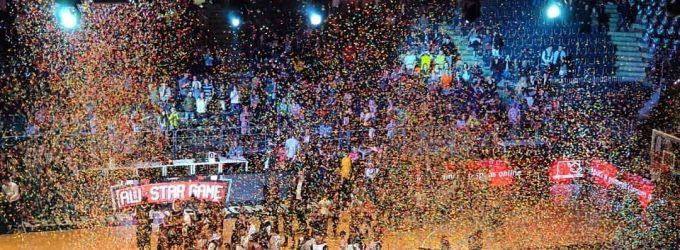 Echipa lui Maxim Sturanovic a câștigat All Star Game 2019