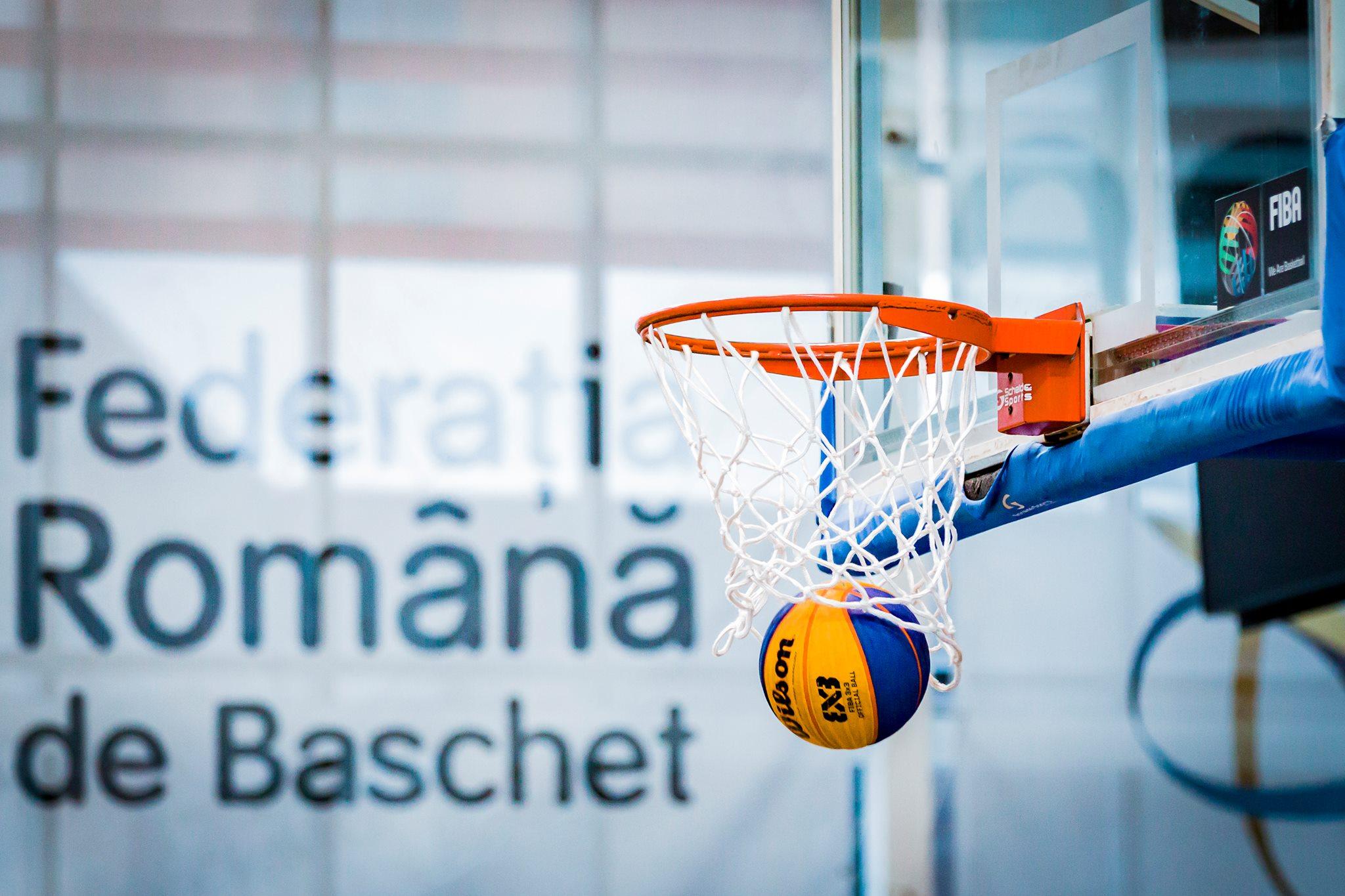 Federația Română de Baschet a luat decizia de a reînființa Liga 1 la baschet seniori