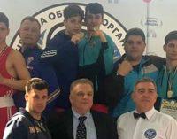 Preda și Ungureanu, evoluții apreciate la turneul de box de la Harkov