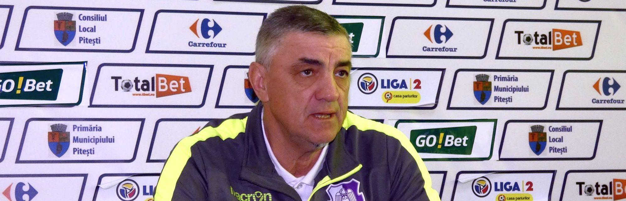 Deplasare dificilă pentru FC Argeș