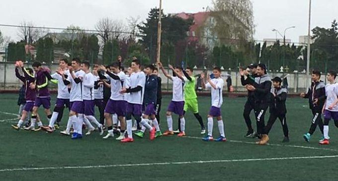 Liga Elitelor U15 | FC Argeș s-a calificat în sferturile competiției