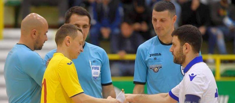 Futsal | Debut pentru piteşteanul Liviu Chiţa în Liga Campionilor, în meciul Titograd – Pesaro