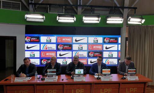 LPF a vândut la pachet drepturile tv şi drepturile comerciale pentru 28 de milioane de euro pe sezon