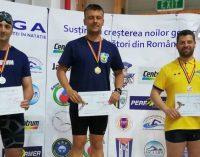 """Medalii pentru piteșteni la Mastersul de înot """"Memorialul Mihai Mitrofan"""""""