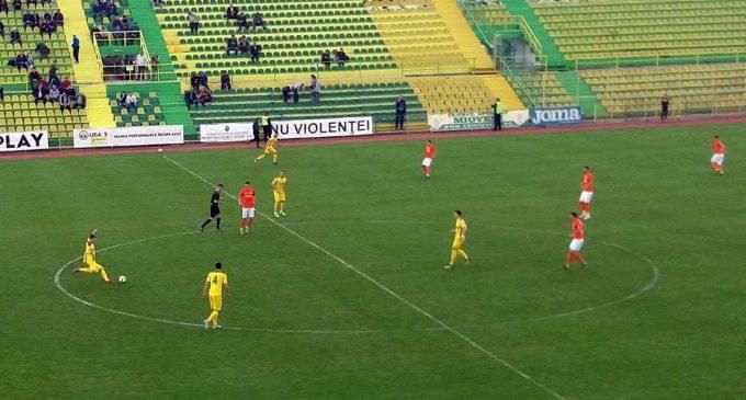 CS Mioveni, victorie  cu Aerostar Bacău, scor 2-0, în Liga II
