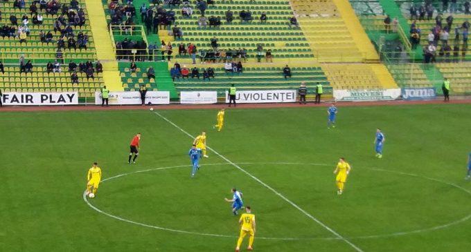 CS Mioveni – FC Petrolul, scor 1-2, în liga a doua