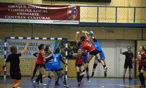 Turneul semifinal al diviziei A la handbal feminin se va desfășura la Făgăraș