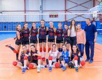 CS Dacia Mioveni s-a calificat la turneul final al campionatului de volei pentru cadete