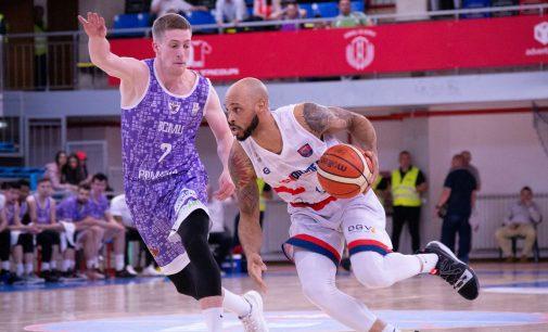 Oradea deschide play-off-ul cu o victorie la limită: 81-77