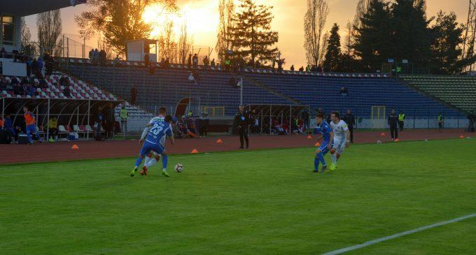 AFC Hermannstadt – FC Voluntari, scor 1-1, în play-out-ul Ligii I