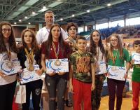 Înotătorii de la CS Dacia Mioveni au strălucit la Cupa Ligii Sprint