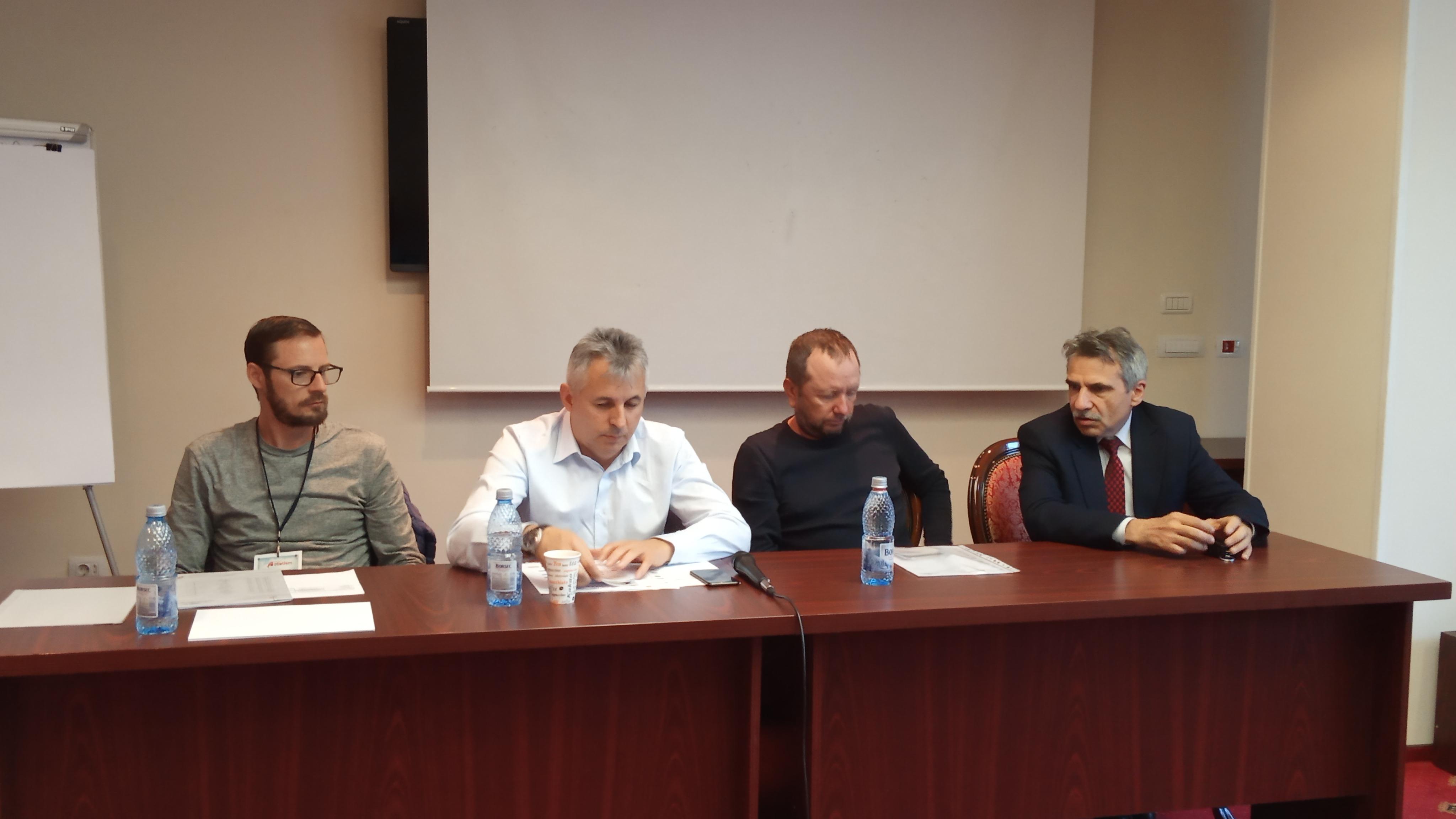 """Atleți din 5 țări vor fi prezenți mâine pe stadionul """"Nicolae Dobrin"""""""