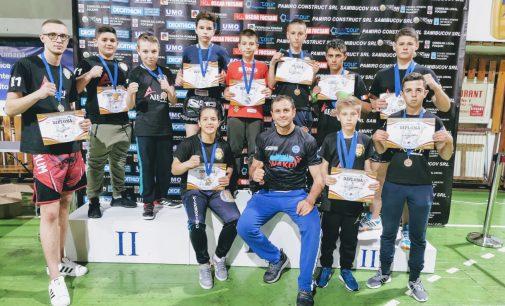 Aleph Pitești, competiție reușită la Focșani