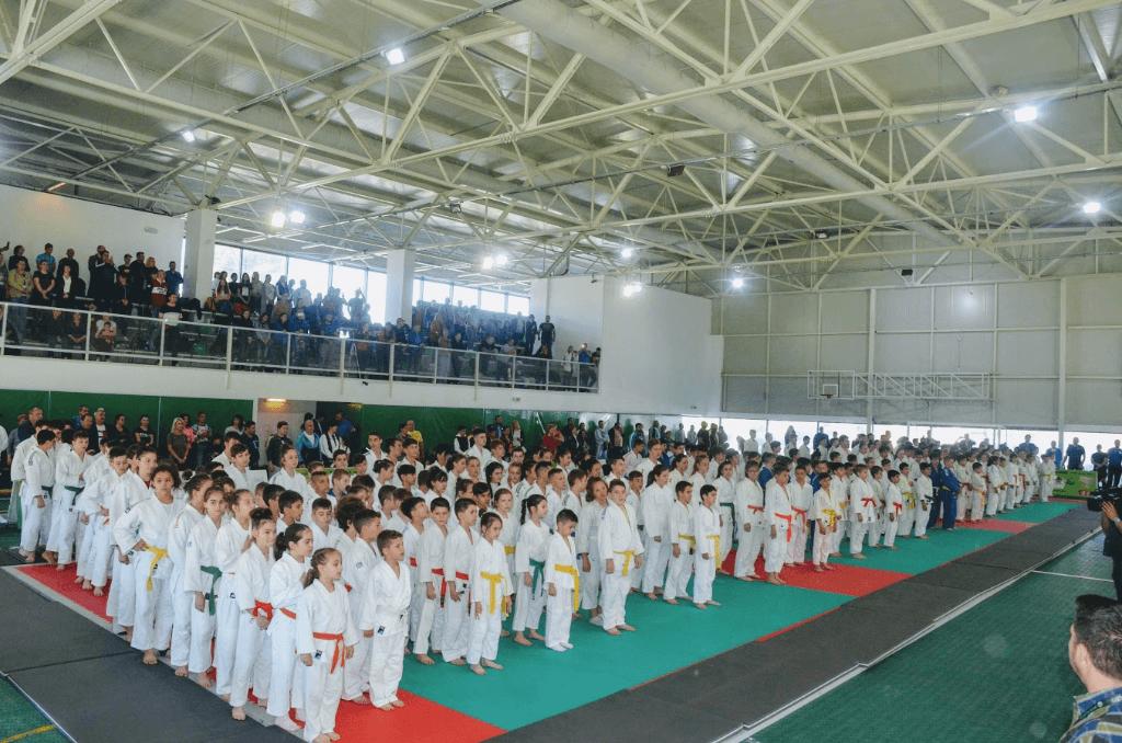 CSM Pitești, locul 1 în clasamentul general de la Cupa Pentarom la judo