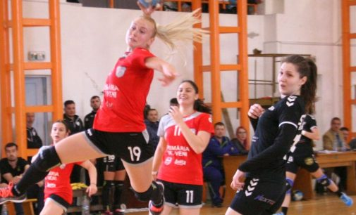 CS Dacia Mioveni a câștigat primul meci la Făgăraș, 21-18 cu Știința București