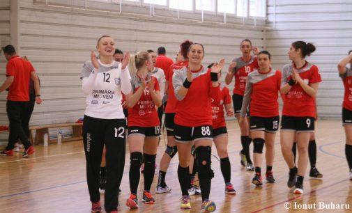 CS Dacia Mioveni s-a calificat la turneul final al diviziei A, unde va juca cu Rapid București