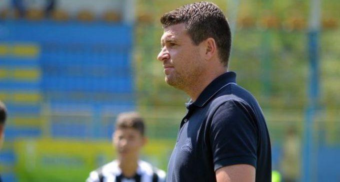 CS Mioveni a renunțat la antrenorul Daniel Oprița după înfrângerea cu Farul