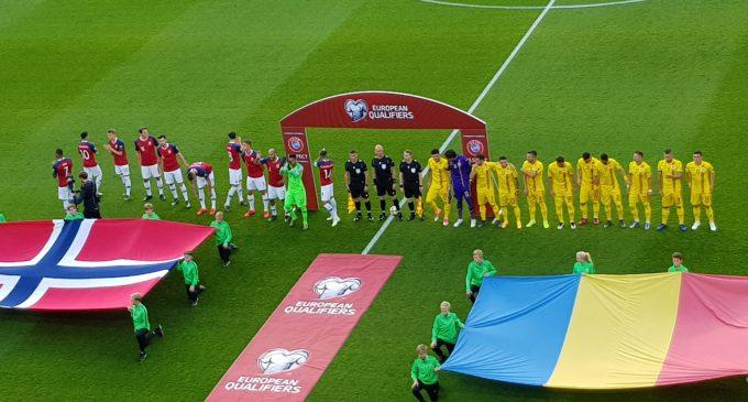Corespondență de la OSLO   România joacă în această seară la victorie în Norvegia